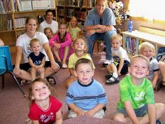 Preschool Storytime on the Magic Quilt Indianapolis, Indiana  #Kids #Events
