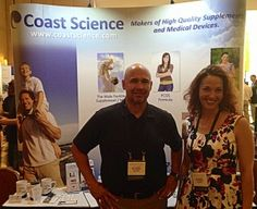 Coast Science's CEO, Bruce Thomsen, and National Sales Director, Virginia Morrison, are exhibiting today at the 62nd Annual Meeting of the Pacific Coast Reproductive Society (PCRS) at the Renaissance Esmeralda in Indian Wells, California.  This year's theme for the Meeting is Sparking New Thought Through Reproductive Medicine.  If you are in attendance, please stop by and say hi. #infertility