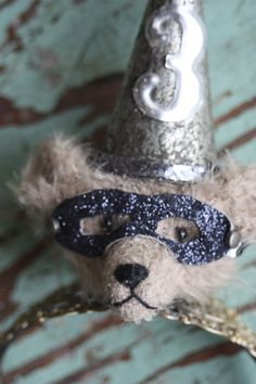 …artful heirloom teddy bracelet, this one-of-a-kind mohair creation by artist Letty Worley is available exclusively at http://www.earthangelsstudios.com/Letty-Worley--C56.aspx