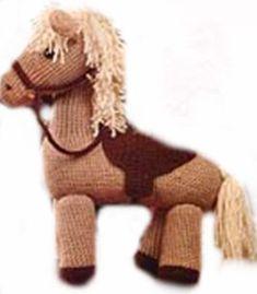 My Little Pony Crochet Pattern « The Yarn Box Poney Crochet, Crochet Pony, Crochet Horse, Crochet Animals, Free Crochet, Tunisian Crochet, Crochet Toys Patterns, Amigurumi Patterns, Stuffed Toys Patterns