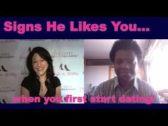 Want to know how to tell if a guy likes you? Find out the key signs from a man's point of view. #dating #datingtips #datingadvice #date #matchmaker #wingman #datingcoach