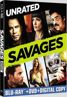 Savages (2012) Retail DVDRip XviD AC3