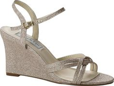 Touch Ups-Buffy Wedge Sandal