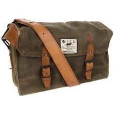 Will Leather Ammunition Bag Vintage Military Bag Cool School Bags, Olive One, Designer Shoes, Messenger Bag, Fashion Accessories, Satchel, Handbags, Purses, Military