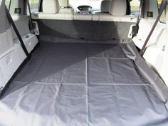 Pawhut Universal Back Seat Cover / Cargo Liner for Pets - Black *** Visit the image link more details. (This is an Amazon affiliate link)