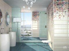 Fürdőszoba csempe   Forrás: cuded.com - PROAKTIVdirekt Életmód magazin és hírek - proaktivdirekt.com