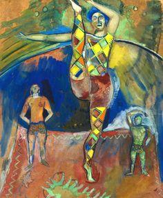 bofransson: Marc ChagallLES TROIS ACROBATES ✏✏✏✏✏✏✏✏✏✏✏✏✏✏✏✏ ARTS ET PEINTURES - ARTS AND PAINTINGS ☞ https://fr.pinterest.com/JeanfbJf/pin-peintres-painters-index/ ══════════════════════ BIJOUX ☞ https://www.facebook.com/media/set/?set=a.1351591571533839&type=1&l=bb0129771f ✏✏✏✏✏✏✏✏✏✏✏✏✏✏✏✏