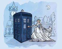 Do yourself a favor and Google: Disney + Doctor Who