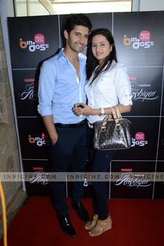 Ravi and sargun Tv Actors, Actors & Actresses, Ravi Dubey, Casual Work Attire, Real Couples, Bollywood Stars, Celebs, Celebrities, I Dress