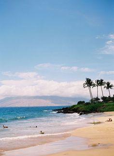 Beach living for days: http://www.stylemepretty.com/living/2015/06/27/10-best-beach-reads/