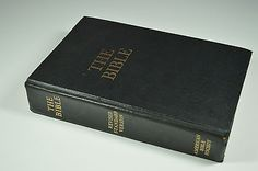 Holy Bible Revised Standard Edition American Bible Society 1952