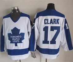 ... Maple Leafs Jersey 17 Wendel Clark White Blue CCM Throwback Stitched  NHL Jerseys Mens Toronto Maple Leafs 3 Dion Phaneuf Blue White Winter  Classic ... 3c5c2a7cb