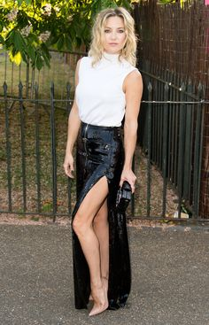 the serpentine gallery summer party 2015 | kate hudson