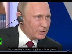 """Men in dark suits"" rule the US - Putin on Deep State. ""Russian President Vladimir Putin, in an interview with French publication Le Figaro, has revealed that a US president is more often than not just a figurehead of government. A certain person may be elected by the public on the basis of his merit and ideals – but rarely is this person able to formulate policy. Putin explained that the 'bureaucracy' in the US, which is more commonly known as the Deep State, is very powerful and as such…"