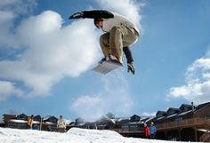 Nemacolin Woodlands  skiing Pennsylvania Luxury Resort