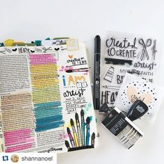 """#Repost @shannanoel with @repostapp.  One of the things that breaks my heart is when I hear someone say """"I'm not an artist"""" I want to shake them and say """"yes you are or you wouldn't be sitting here"""" - you see the world in bright colors and paint strokes when you see a photo of something you are much more likely to understand it when you walk by the art supply section your heart skips a beat - you are an artist my friend! Say it loud and say it proud! Not because you are being prideful but…"""