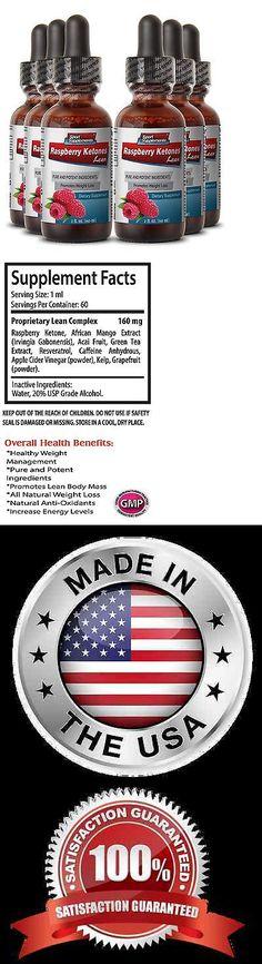 Appetite Control Suppressants: Fat Burner For Men - Raspberry Ketones Liquid 2Oz - Regulate Your Metabolism 6B -> BUY IT NOW ONLY: $63.95 on eBay!