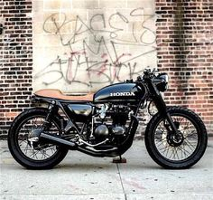 Haute Qualit/é Noir Universel Scrambler Brat Moto Moto Seat