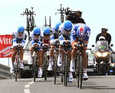 Team Garmin-Cervélo - Tour de France, stage 2 | Flickr - Photo Sharing!