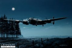 Undetected by Ivan Berryman. En route to The Ruhr Dams on the night of 16/17 May 1943, P/O W C Townsend, demonstrating great skill, flew his aircraft, ED886(G) 'O'- Orange below tree-top height through a forest firetrap on his way to the Ennepe Dam, a feat carried out by moonlight alone. AJ-O made it successfully to its target where the Upkeep bomb was observed to hit the dam, but with no effect, before returning safely to base the following morning.