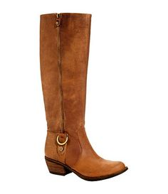 Antonio Melani Stevie Equestrian-Inspired Boots-Available at Dillards.com