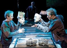 "Nine adaptations of Shakespeare's ""The Tempest,"" ranging from American Repertory Theater to Cornerstone Theater, that shows you don't need to do it as a straight play, or set it in Italy, to make i..."