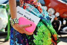 On the street In Paris_Anna Dello Russo. www.thestreetmuse.it