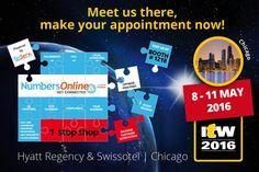 Meet us at #ITW_2016 in #Chicago ..... #NumbersOnline #Telecom #News #TelServ