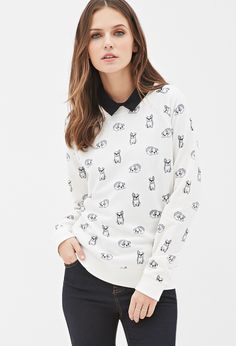 Find your favorite sweater & cardigan styles at Forever Cozy up in our oversized knits with classic crochet cardigans, ribbed sweater dresses, velvet sweatshirts, chenille tops & more! Sweater Outfits, Cute Outfits, Spencer Hastings, Fashion Tv, Cardigans For Women, Chic, Preppy, Latest Trends, Forever 21