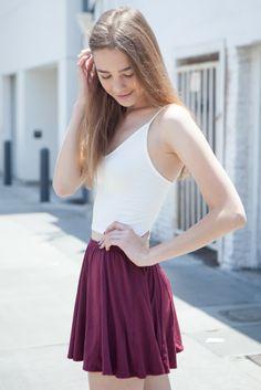 Brandy ♥ Melville | Riana Skirt - Clothing