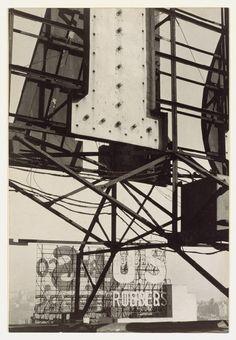 Walker Evans: [Signs, New York] (1987.1100.147) | Heilbrunn Timeline of Art History | The Metropolitan Museum of Art