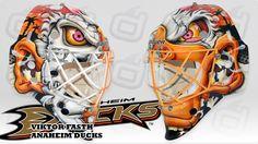 Viktor Fasth's Mask 2013