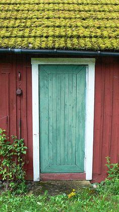 Swedish shed