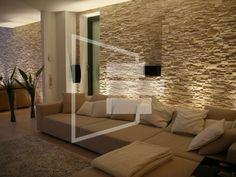 Tipos de ceramicas para paredes exteriores buscar con - Revestimiento de paredes imitacion piedra ...