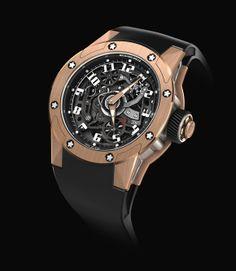 #RichardMille RM 63-01 Dizzy Hands #watch