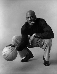 Anyone that grew up with me knows I loved this man and his style!!!   Jordan THE BEST!