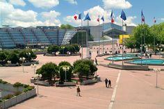 Parc des expositions Villepinte, Paris