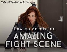How do you write engaging, at-the-edge-of-your-seat fight scenes? Here are advices and techniques, to garantee your readers are gasping for breath!