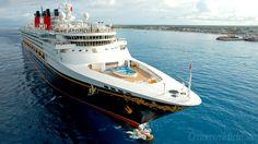 Acaban de ser revelados por la propia naviera. Estos serán los nuevos puertos y rutas de Disney Cruise Line para la próxima temporada 2018.
