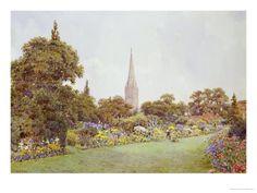E. A. Rowe: Mrs. Jacobs Garden