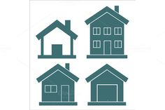 Check out House icon by robuart on Creative Market
