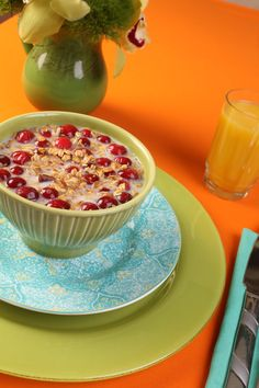 Breakfast Ideas January 2014 | Vicky Pearl