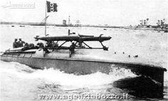 Navi da guerra | R. N. 7 1915 | MAS motosilurante | Regia Marina Italiana