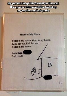 Best poem ever...