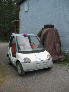 Arr Electric Car Mccarthy Ak