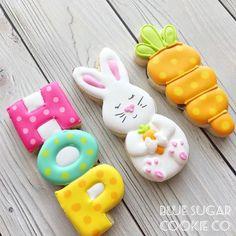Love these cutters from @semisweetmike ! #Easter #eastercookies #decoratedcookies