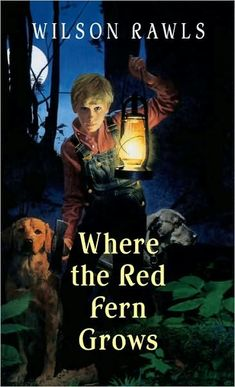 Where The Red Fern Grows by Wilson Rawls...read it as a child and read it to my own children.