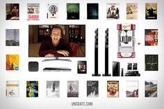 Essentials: Movie Den, PInned by www.dobundle.com