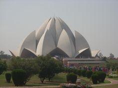 Lotus Temple :)