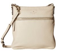 Flat Crossbody Bag-  Small and packable, I used this for long tour days when my bigbag was too much